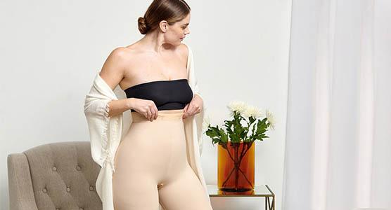 腰腿部吸脂术后产品